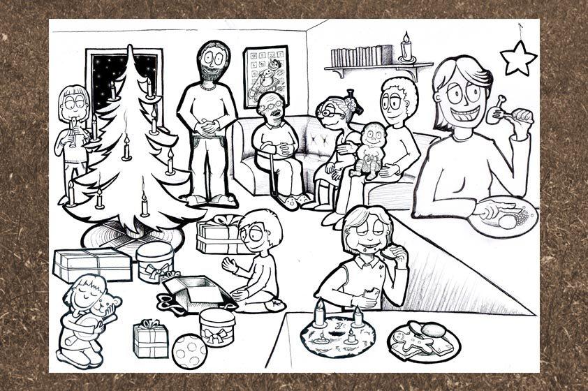 Weihnachten Für Alle Pindactica
