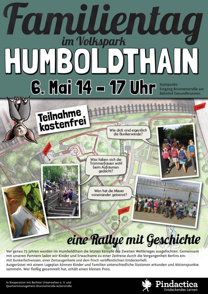 Humboldthain Familientag