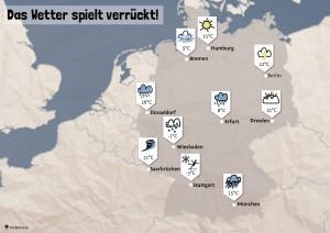 01 Wetterkarte Deutschland