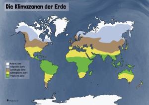 02 Klimazonen-Weltkarte